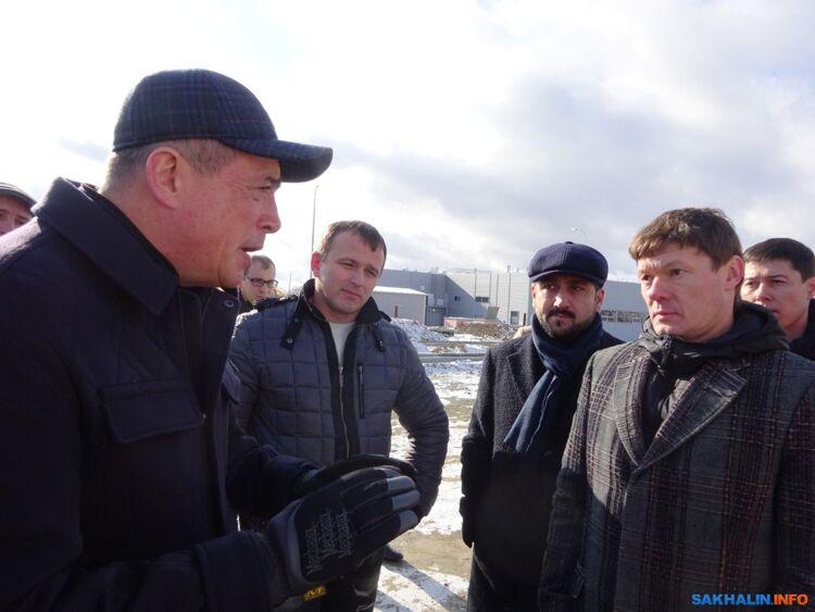 Валерий Лимаренко иВладимир Сидоренко