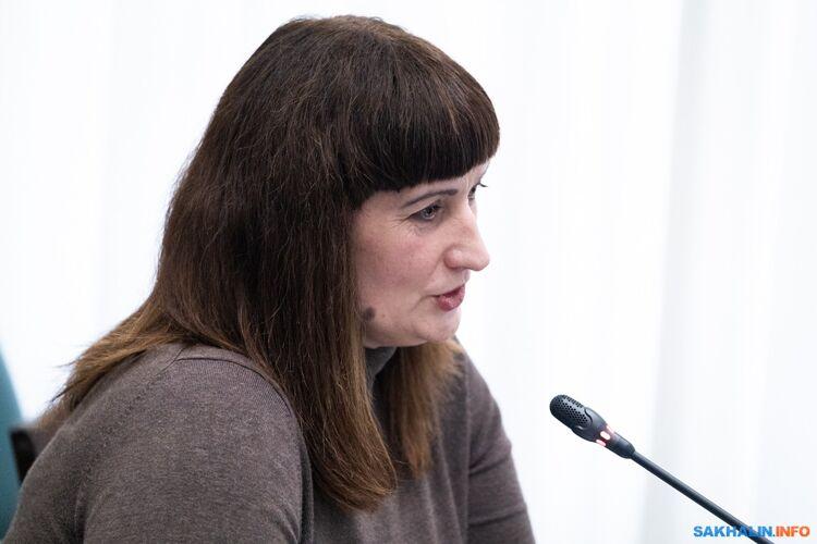 Лариса Атланова