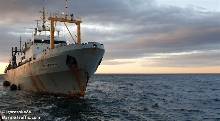 Фото ссайта marintraffic.com