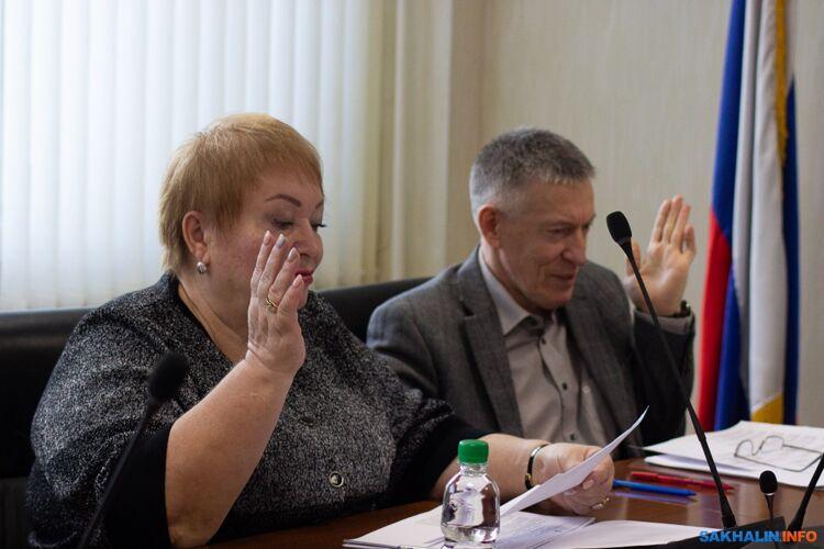 Наталья Захарчук иАнатолий Кочнев