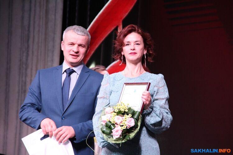 Алексей Фризюк иВасилина Терновская