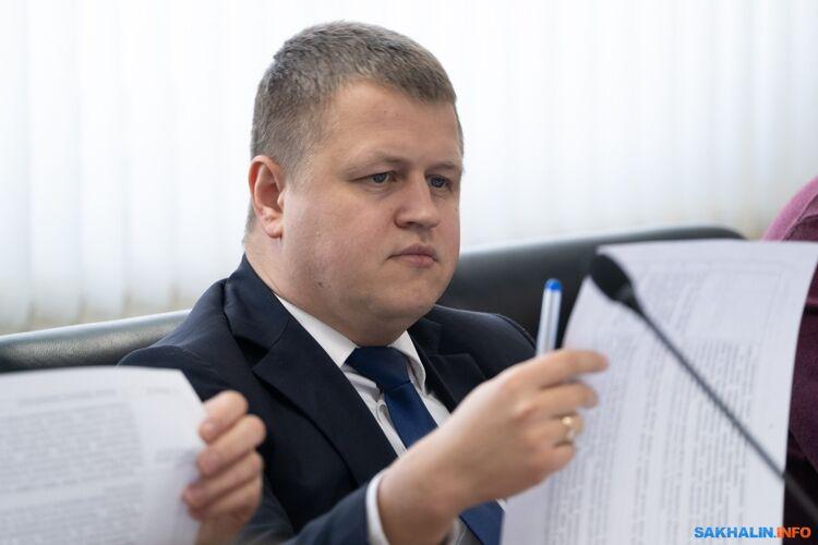 Иван Радченко, глава агентства порыболовству
