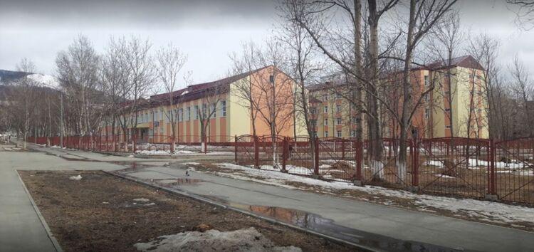 Восьмая школа, фото Тамары Алдошиной
