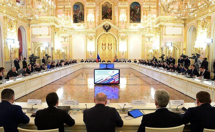 Фото ссайта Кремля