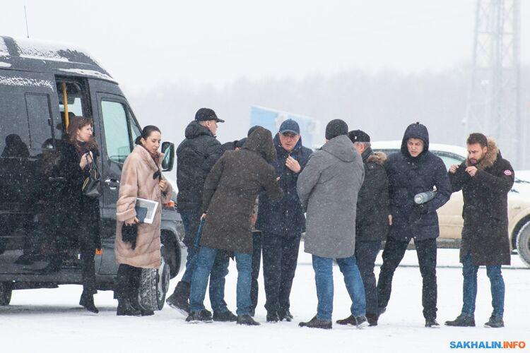 Лимаренко вышел измашины. Спланом глава МИЗО Светлана Налбатова