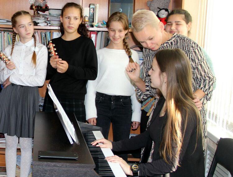 Хор музыкальной школы №1 Южно-Сахалинска примет участие в мировом чемпионате