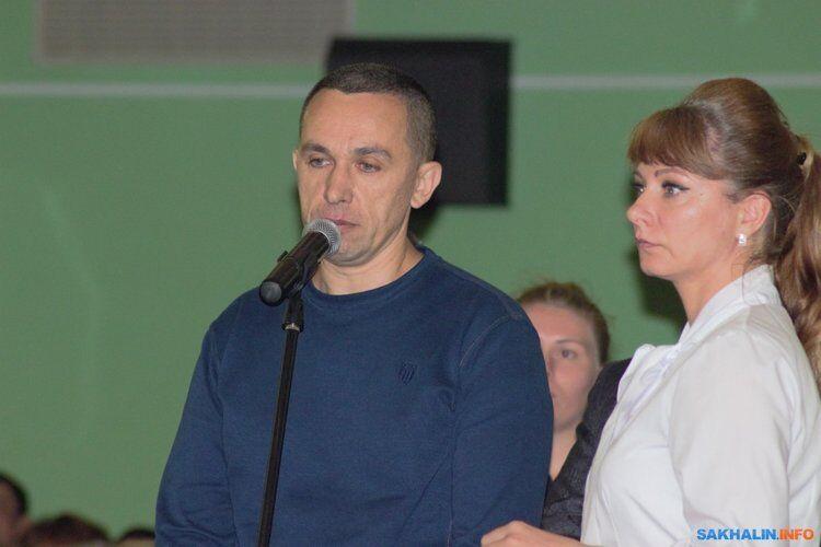 Дмитрий Пищиков. Фото Юлии Фраер, ИАSakh.com