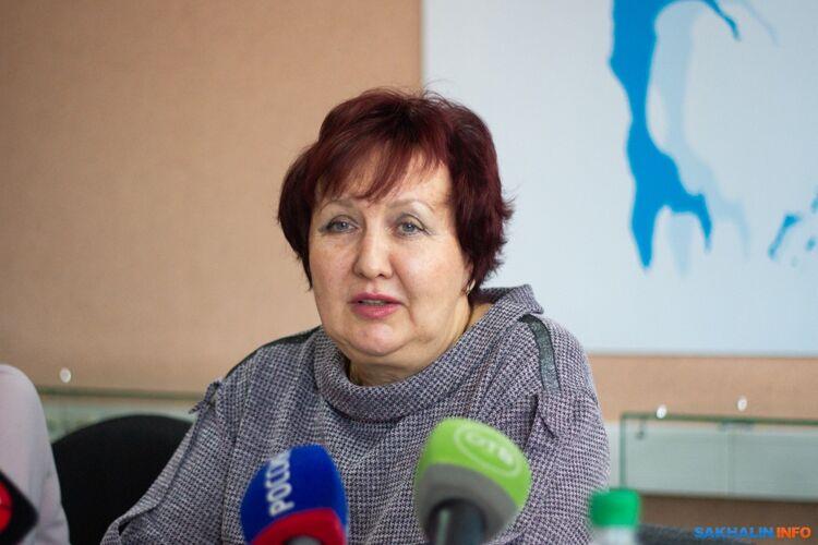 Ирина Лемзекова