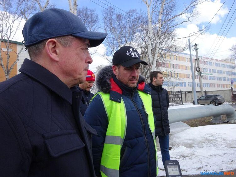 Валерий Лимаренко иИгорь Линкевич