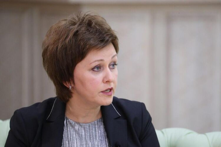 Инна Павленко, фото пресс-службы областного правительства