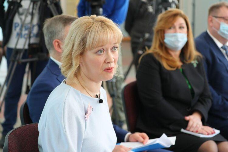 Анастасия Киктева, фото пресс-службы ПСО