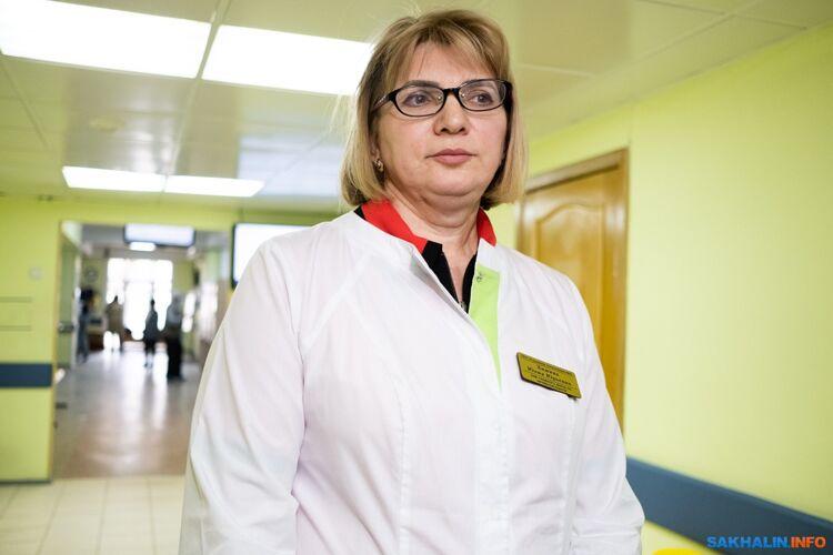Юлия Хижняк