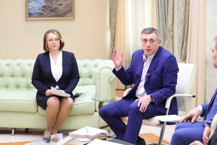 Наталия Куприна иВалерий Лимаренко. Фото пресс-службы ПСО
