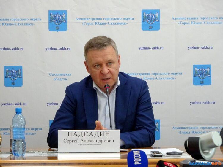 Сергей Надсадин