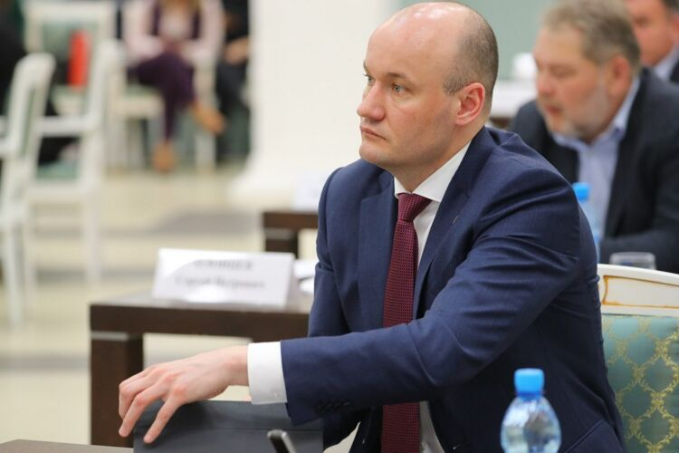 Антон Зайцев, фото изтелеграм-канала Лимаренко