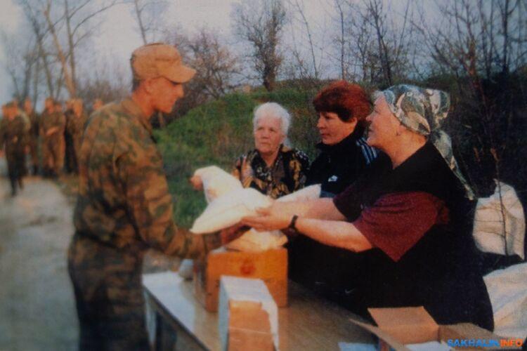 В Чечне