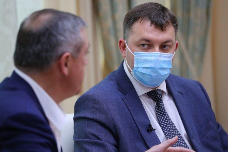 Владимир Ющук, фото ПСО