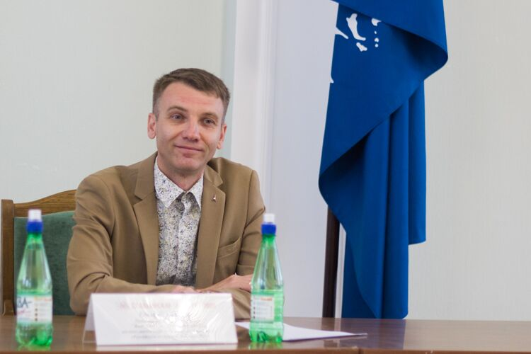Евгений Коробков