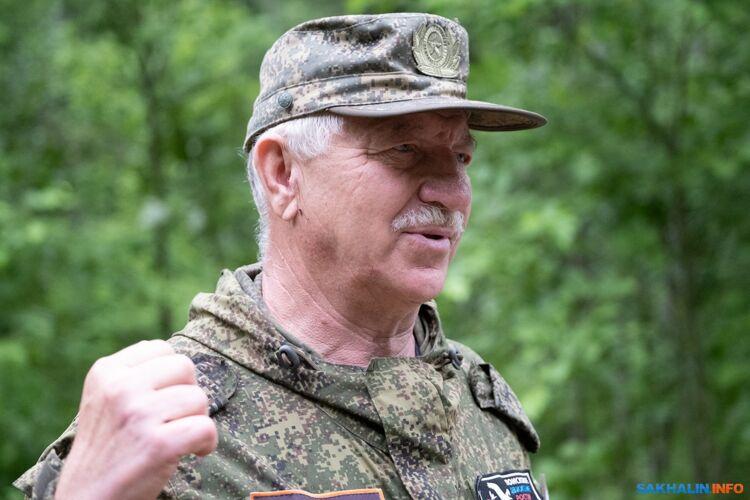Николай Дегтерев