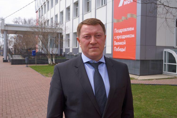 Павел Гомилевский