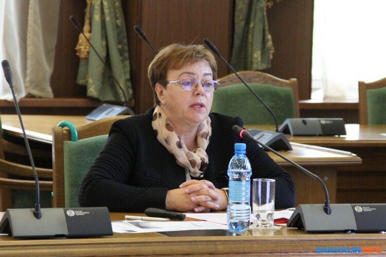 Валентина Галета