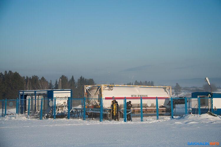 "Комплекс регазификации ""Газпрома"""