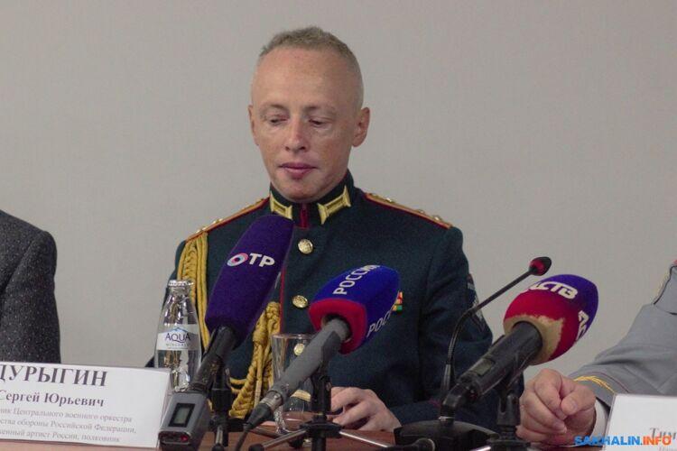Сергей Дурыгин