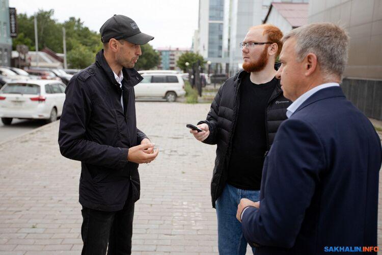 Василий Вишневский, автор иСергей Надсадин