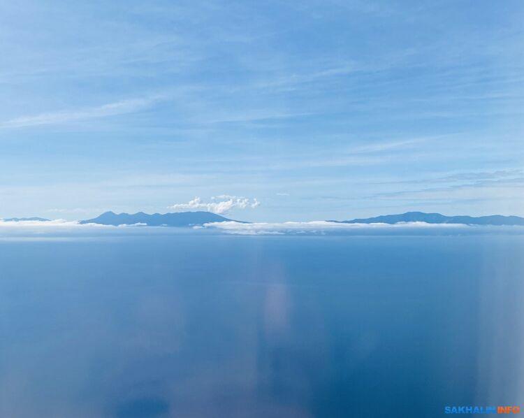 Хоккайдо— 17 километров отКунашира