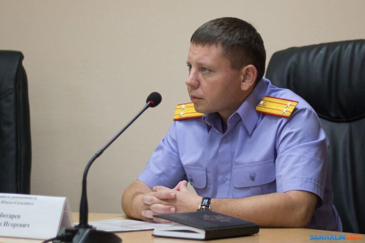 Михаил Чеботарев