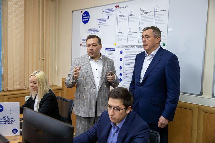 Владимир Кулешов иВалерий Лимаренко