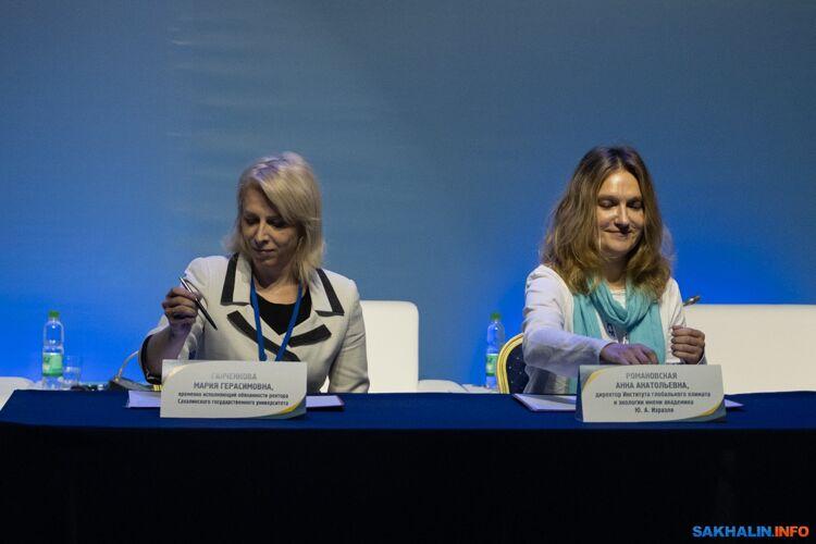 Мария Ганченкова иАнна Романовская