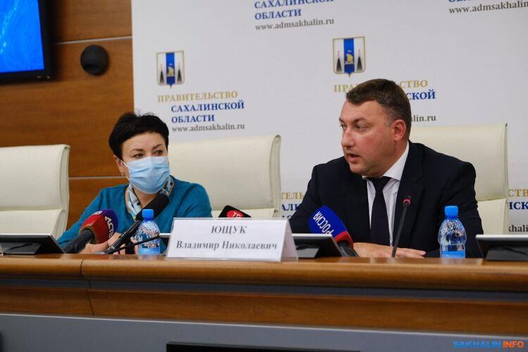 Ольга Фунтусова, Владимир Ющук