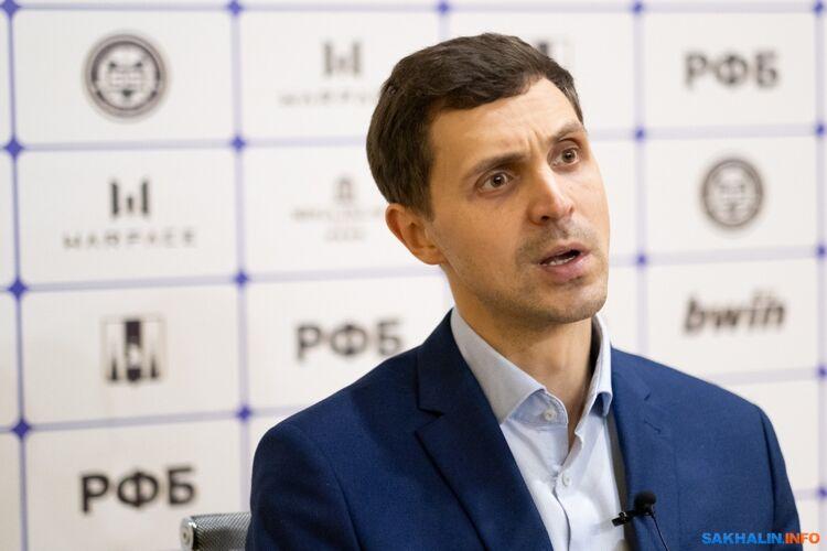Максим Учайкин