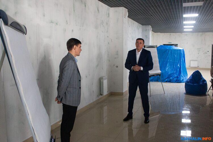 Андрей Зонов иВалерий Лимаренко