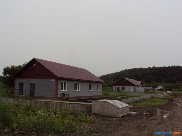 Дома вСоветском