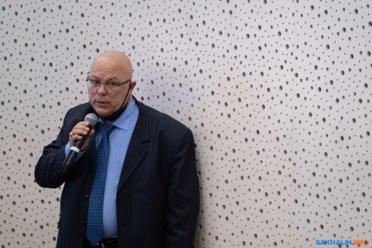 Владимир Щетинин