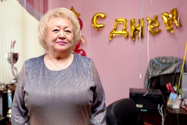 Юлия Грицай, фото мэрии