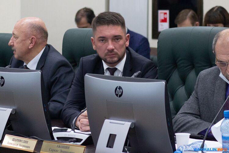 Александр Шарифулин