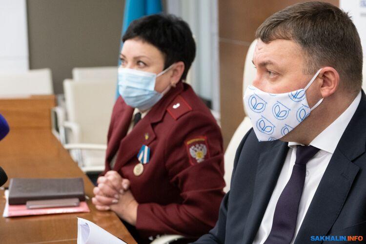 Ольга Фунтусова иВладимир Ющук