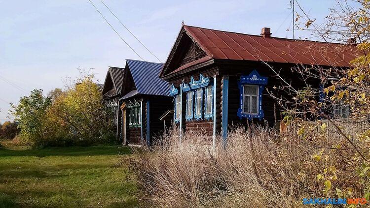 Типичная нижегородская деревня