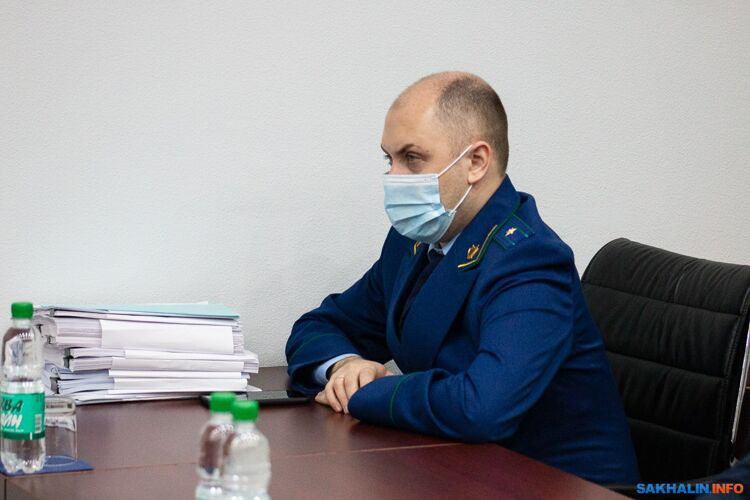 Представитель прокуратуры