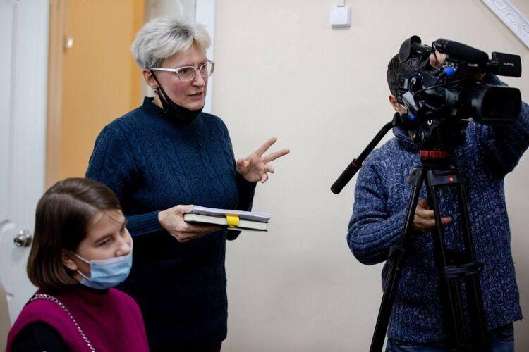 Юлия Вятржик, фото мэрии