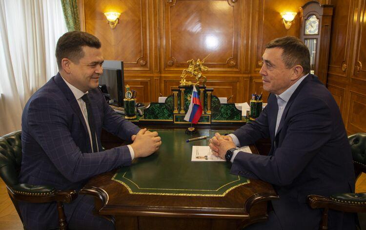 Иван Таран иВалерий Лимаренко
