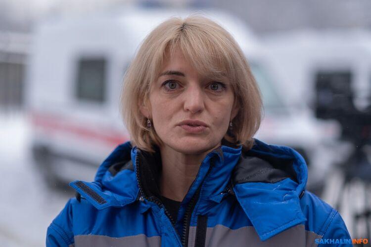 Ирина Салахутднинова