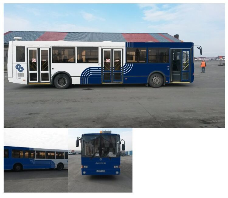 Фото автобуса из документации
