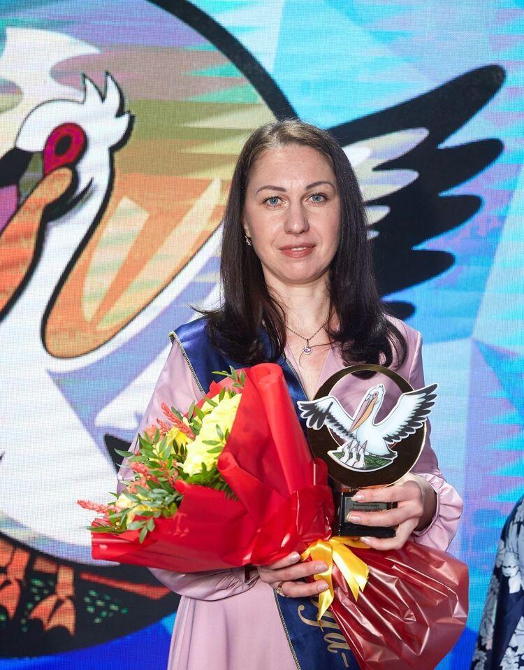 Оксана Батурина