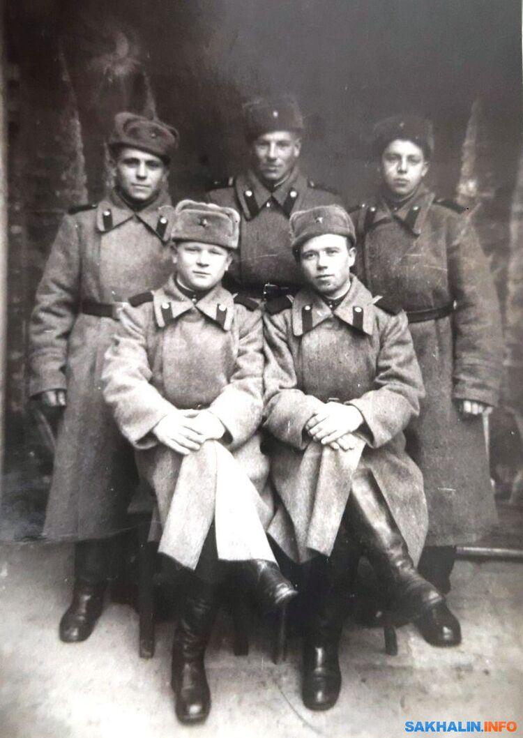 Послевоенная фотография