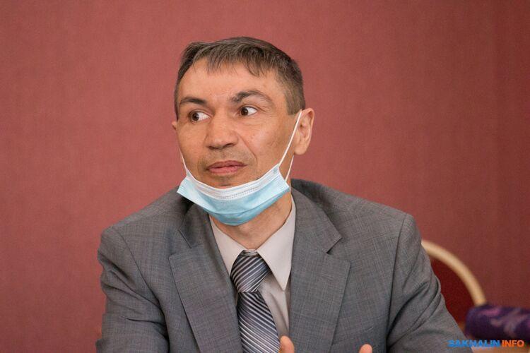 Алексей Ларионов