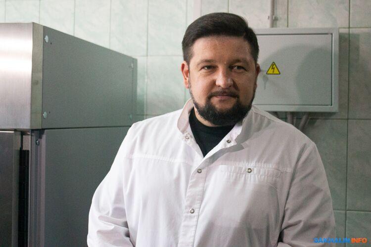 Максим Гунбин